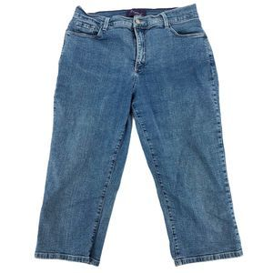 NYDJ Not Your Daughters Cropped Jeans 14